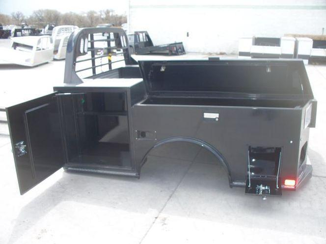2020 CM TM Contractor Bed for Dually Truck Truck Bed
