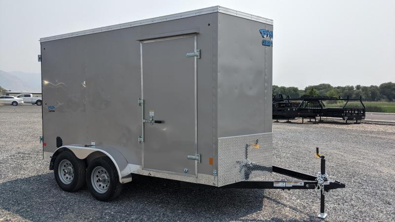New! 2022 C&B Big 10 7x12 Enclosed Cargo Trailer