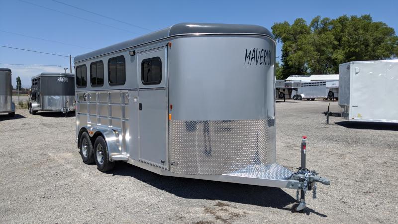 2021 Maverick MAV3HS -7K DELUXE Horse Trailer