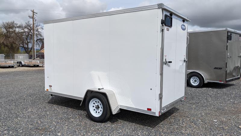 New! 2022 EverLite 5.5x12 All-Aluminum Enclosed Cargo Trailer