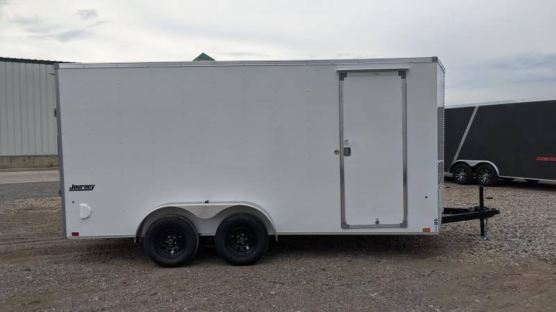 2021 Pace American Journey 7X16 Cargo Trailer