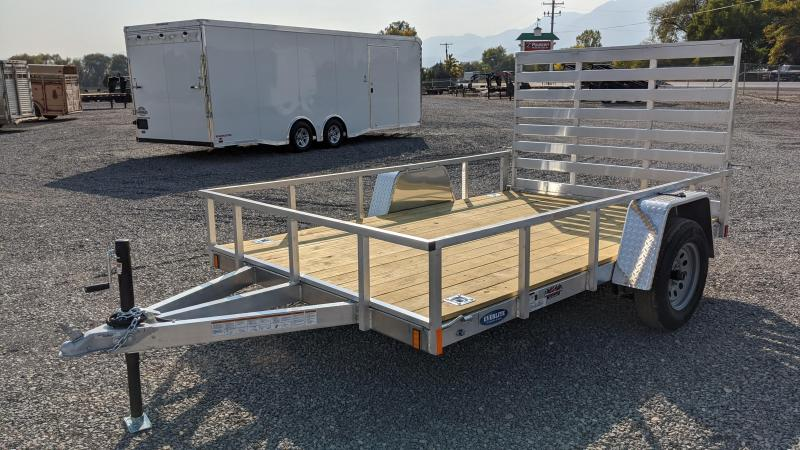 "New! 2021 Everlite 6'6""x10' All-Aluminum Utility Trailer"