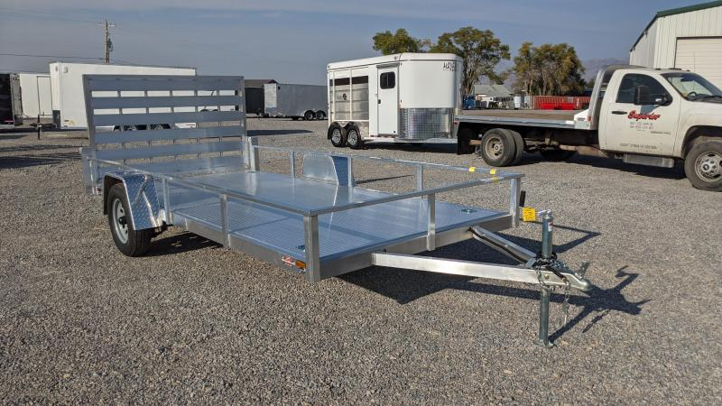 New! 2021 Cargo Mate 6.5x14 All- Aluminum Trailer