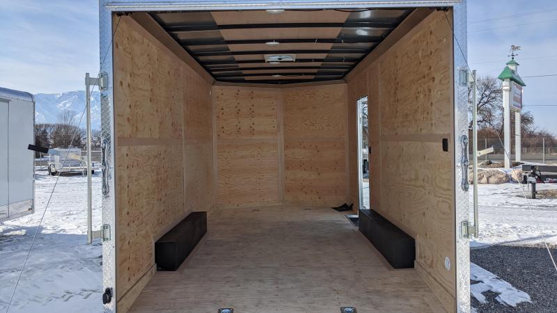 New! 2021 Cargo Mate 8.5x16 E-Series Enclosed Trailer