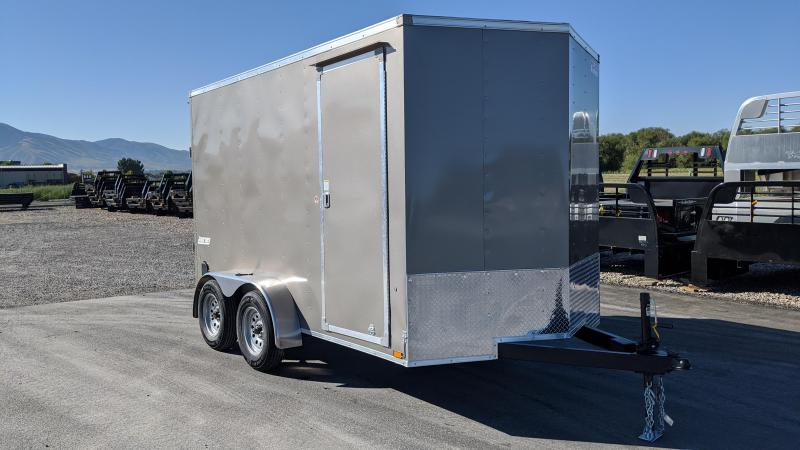 2021 Pace American 7X12  Enclosed Cargo Trailer