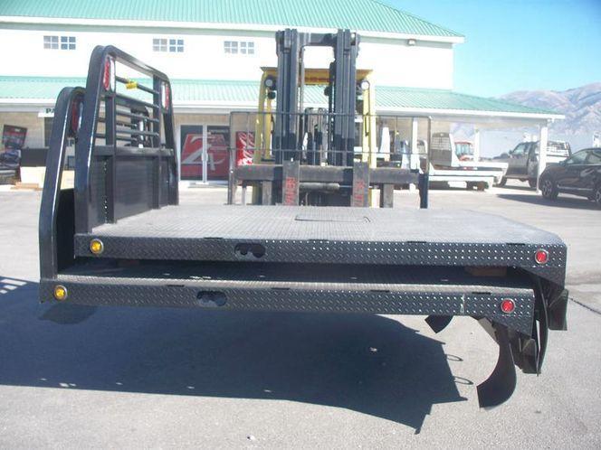 Bradford Built Steel Mustang Bed For Single Wheel Short Bed Truck