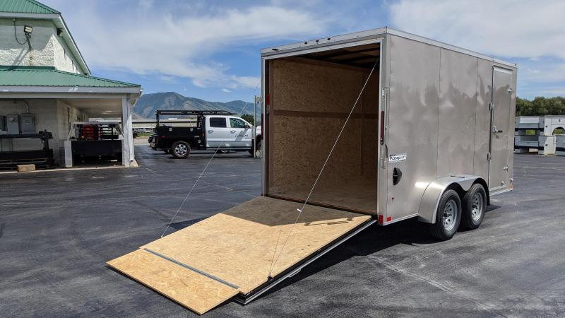 2020 Haulmark Passport 7x14 Enclosed Trailer