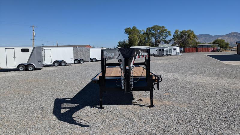 New! 2021 C&B Gooseneck 25' 14K Equipment Trailer