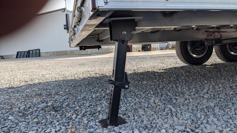 New! 2021 Redline 8.5x24 All-Aluminum Tri-Sport Enclosed Trailer