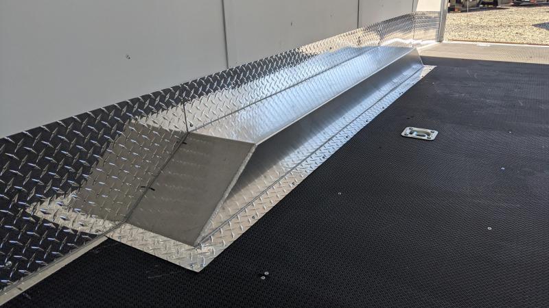 New! 2021 Haulmark All-Aluminum 8.5x28 Venture Tri-Sport Trailer