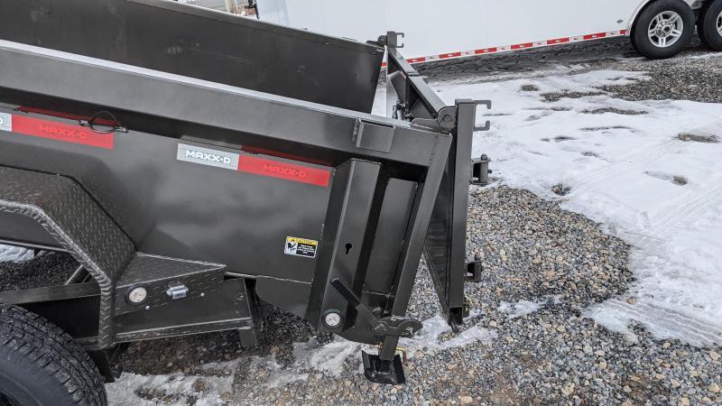 New! 2021 MAXXD 7x14 14k I-Beam Dump Trailer