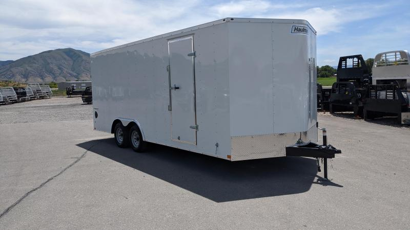 2020 Haulmark 8.5x20 Passport Enclosed Trailer