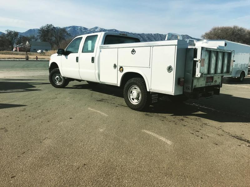 2020 CM VVFF Service Body Truck Bed