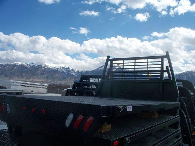 Temco Steel Truck Bed