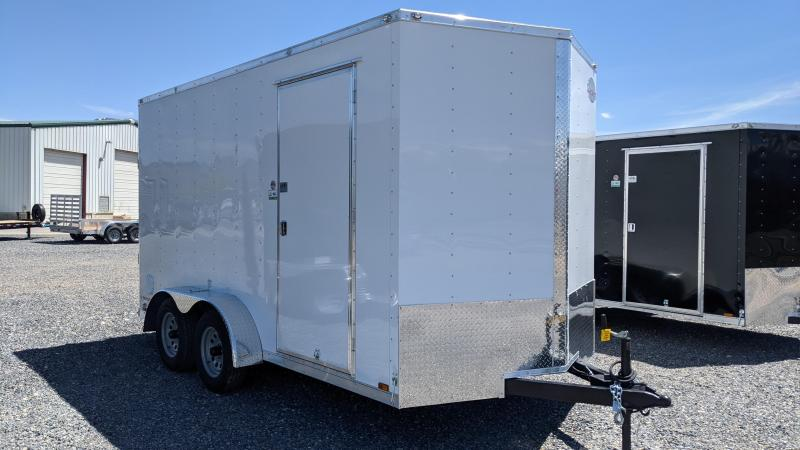 New! 2021 Cargo Mate 7x14 E-Series Enclosed Trailer
