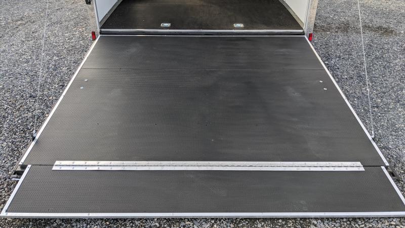 New! 2021 Cargo Mate 8.5x24 Eliminator Car / Racing Trailer