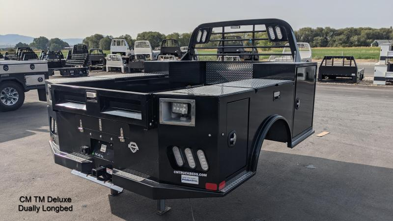 CM TM Deluxe Contractor Truck Bed