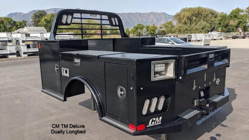 2020 CM TM Contractor Truck Bed