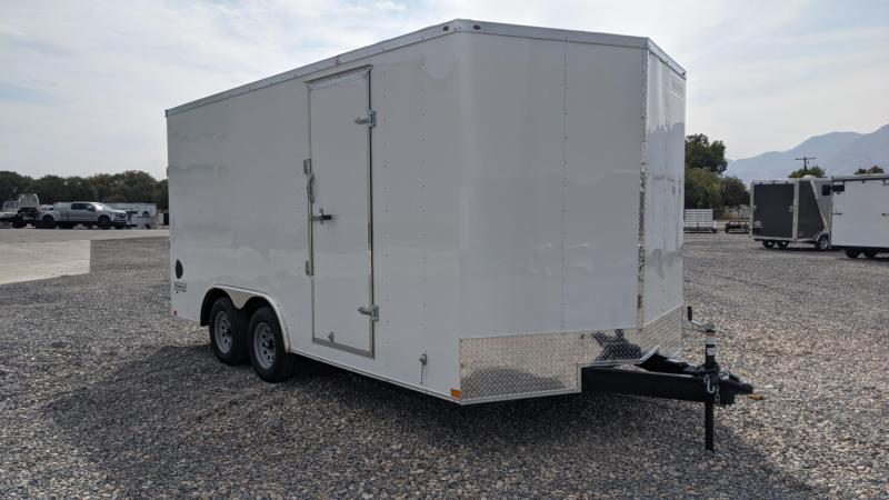New! 2021 Haulmark Passport 8.5x16 Enclosed Trailer