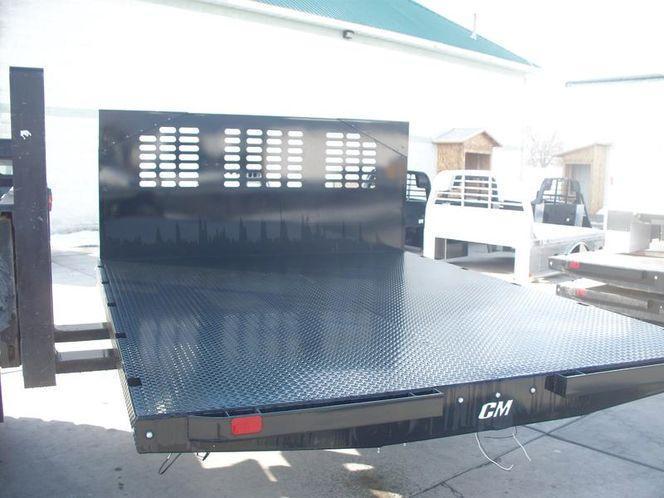 CM Platform Bed Truck Bed