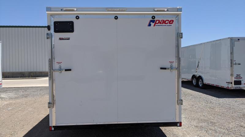 2020 Pace American Aerosport 8.5x29 Tri-Sport Trailer