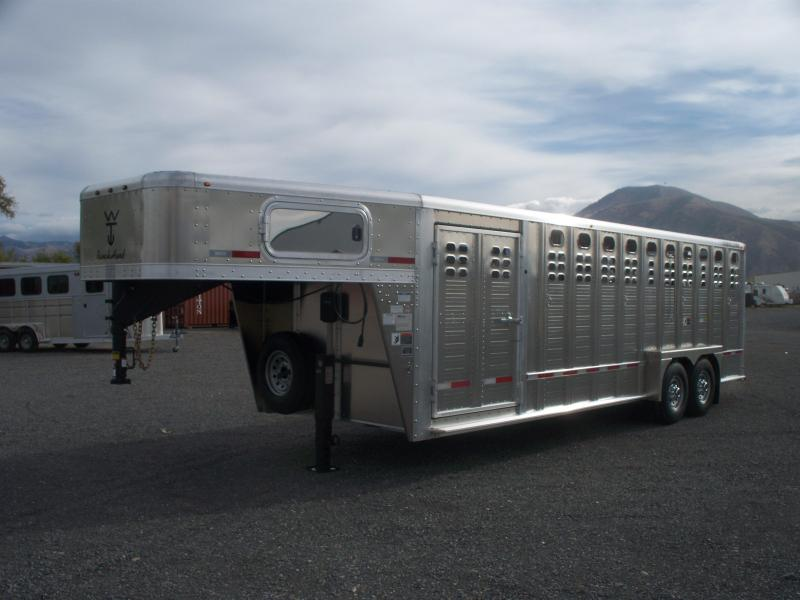 2021 Wilson Trailer Company PSGN-5724 Horse Trailer