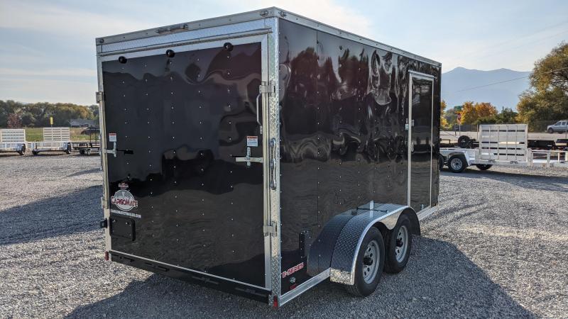New! 2021 Cargo Mate 7x14 E-Series Enclosed Trailer