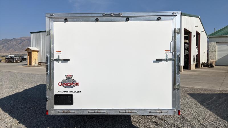New! 2021 Redline 14' All-Aluminum Snowmobile Enclosed Trailer