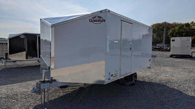 New! 2021 Redline 14' All-Aluminum Snowmobile Enclosed Trailer