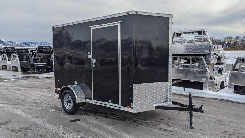 New! 2021 Cargo Mate 6x10 Enclosed Trailer w/ Ramp Door