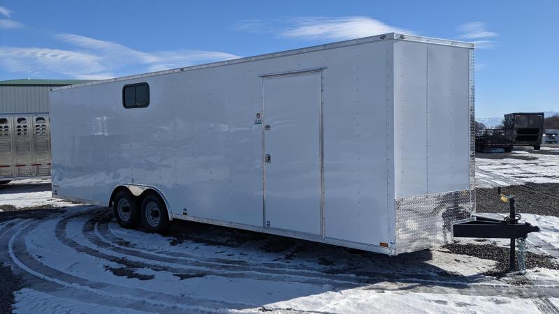 New! 2021 Cargo Mate 8.5x26 E-Series Enclosed Cargo Trailer