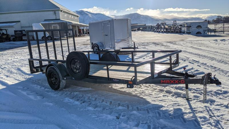 New! 2021 MAXXD Steel 6.5x14 Utility Trailer