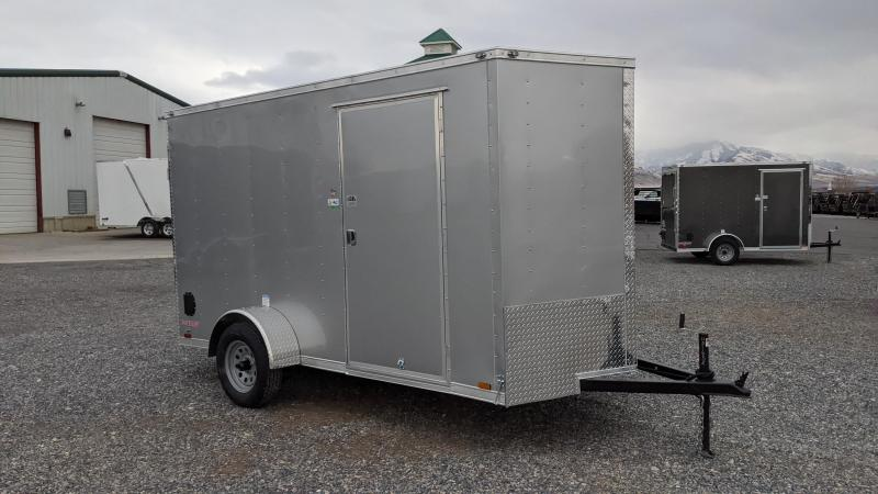 New! 2021 Cargo Mate 6x12 E-Series Enclosed Trailer