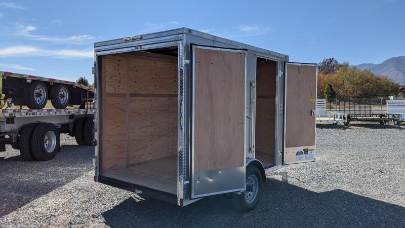 New! 2021 Cargo Mate 6x10 Enclosed Trailer