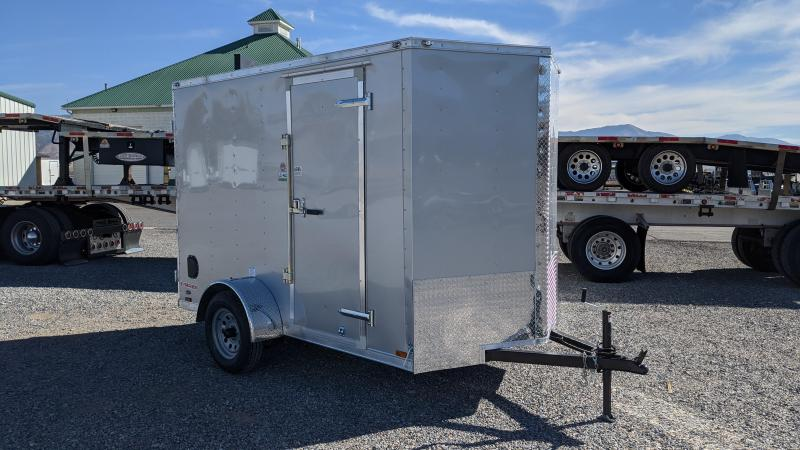 New! 2021 Cargo Mate 6x10 Enclosed Trailer