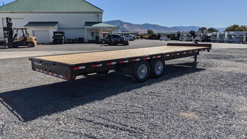 New! 2021 C&B 24' 14k Deck-Over Equipment Trailer
