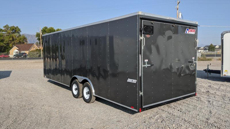 New! 2021 Pace American 8.5x24 Journey Enclosed Trailer