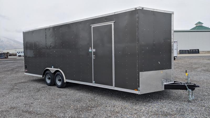 New! 2021 Cargo Mate 8.5x24 E-Series Enclosed Trailer