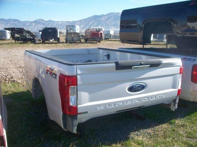 2017-2019 FORD SINGLE WHEEL LONG BED TRUCK BED