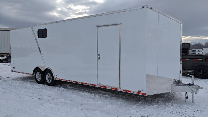 New! 2021 Redline 8.5x28 All-Aluminum Enclosed Trailer