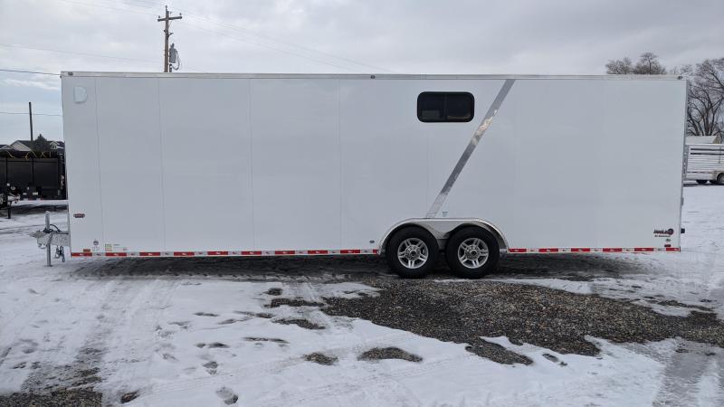 New! 2021 Redline 8.5x28 All-Aluminum Enclosed Trailer