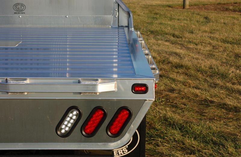 Moritz TBA Aluminum Truck Bed