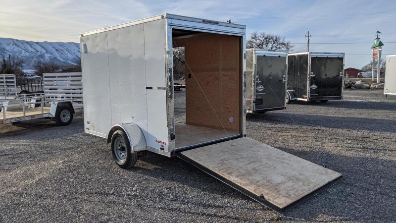 New! 2021 Cargo Mate 6x10 Enclosed Trailer w/ Ramp Door