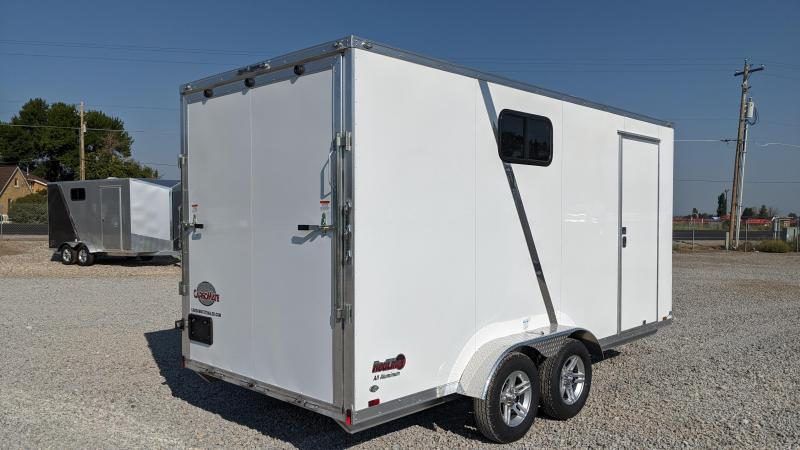 2021 Redline 7x16 All-Aluminum Cargo Trailer