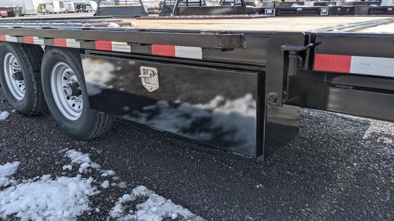 New! 2021 C&B Deck-Over Tilt 20' 14K Equipment Trailer