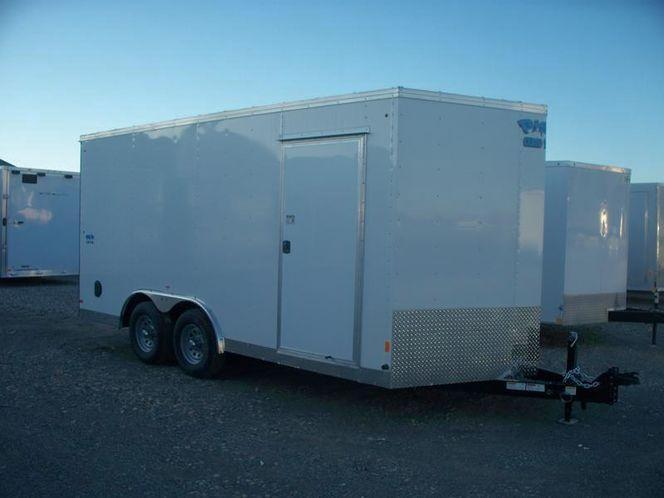 C&B Heavy Duty Cargo Trailer - 8x16