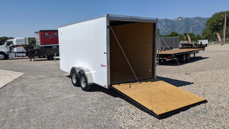 2021 Pace American 7x16 Journey Cargo Trailer
