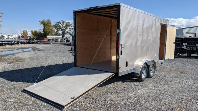 New! 2022 C&B Big 10 7x16 Enclosed Cargo Trailer