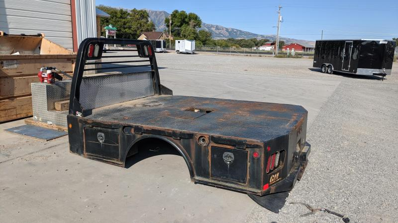 2016 CM 8x9'4 SK Truck Bed