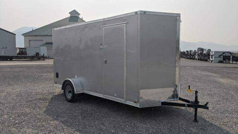 New! 2022 Cargo Mate 6x14 Enclosed Cargo Trailer